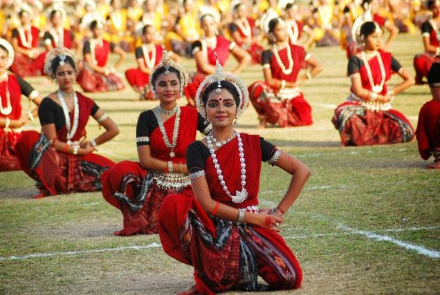 Best Dance form of Odisha