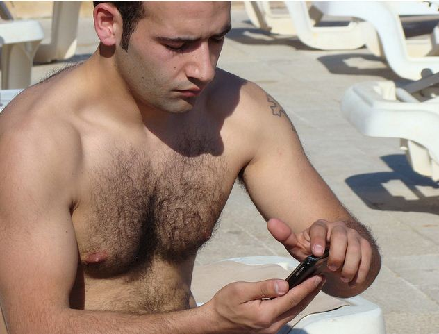 Turkish Hairy Hunk 43