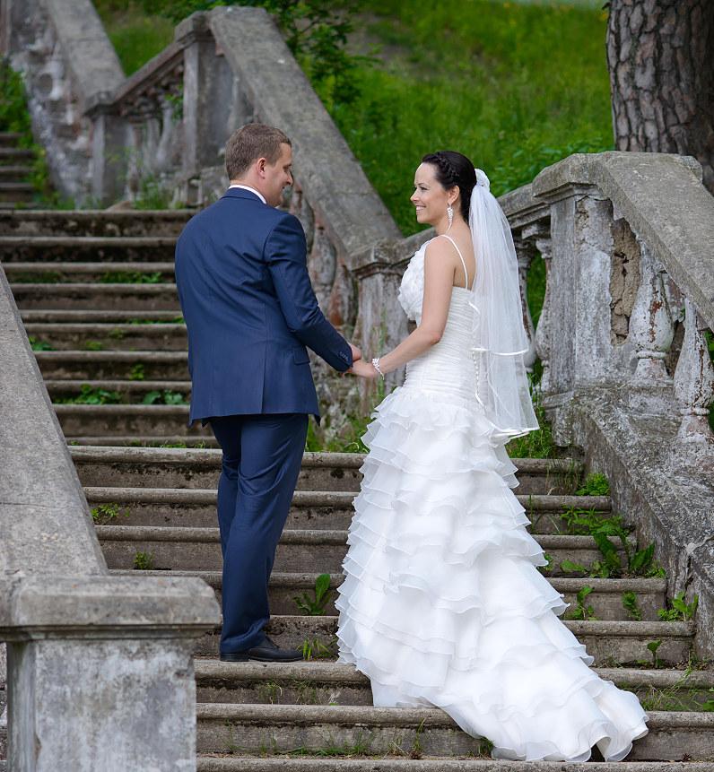 vestuvės užutrakio dvare