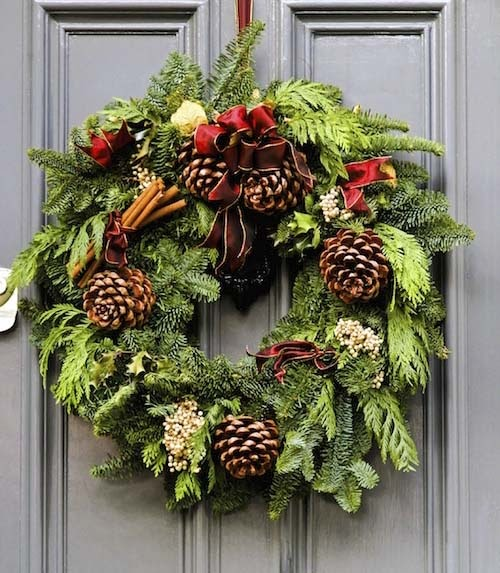 HOLIDAY WREATHS!