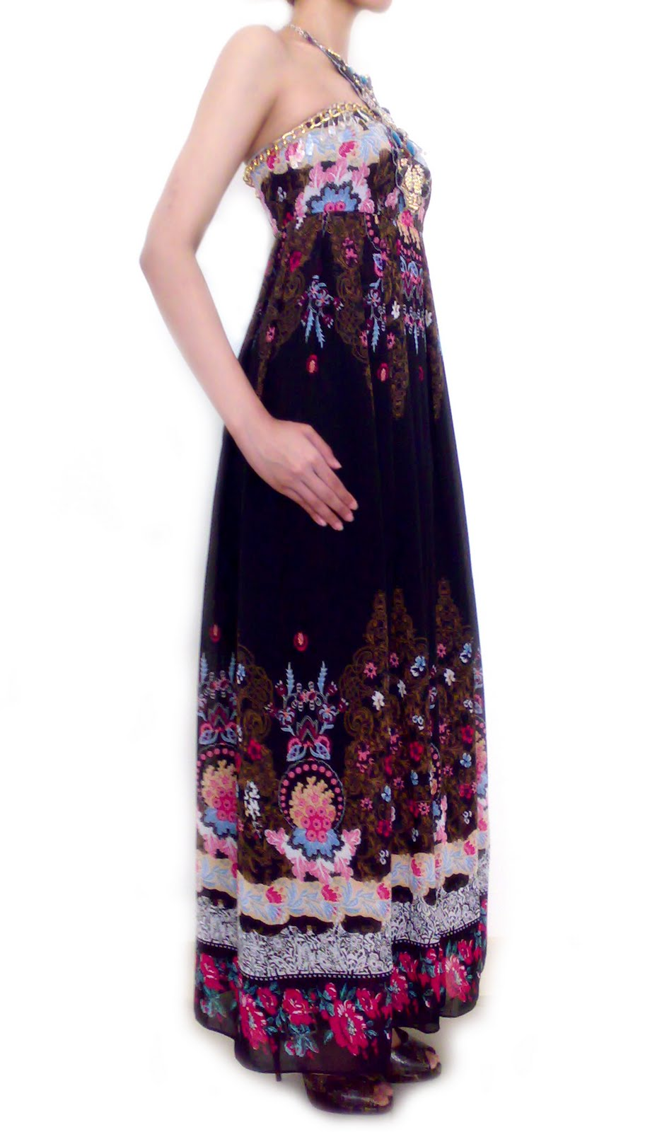 Contoh Gambar Model baju Batik Wanita