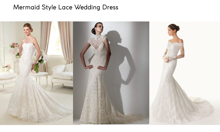 landybridal lace wedding dress ideas