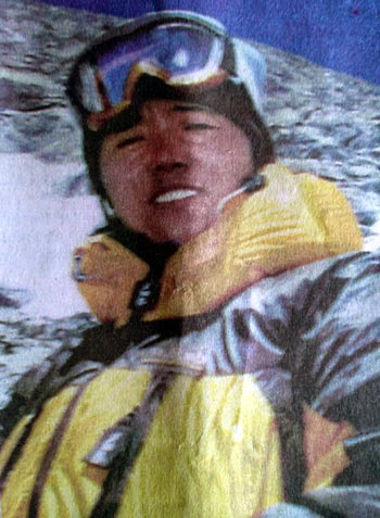 Sikkim first woman Everester Yangdi Sherpa