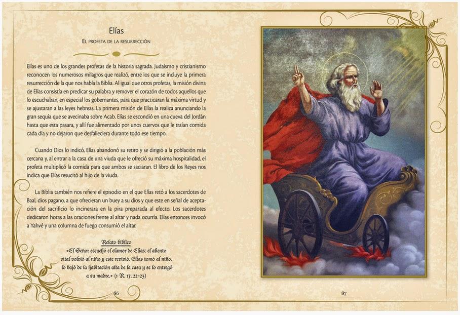 Personajes de la Biblia Libsa