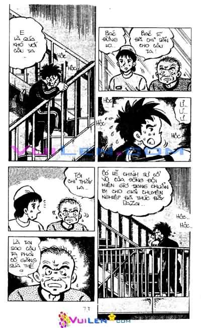 Jindodinho - Đường Dẫn Đến Khung Thành III  Tập 38 page 73 Congtruyen24h