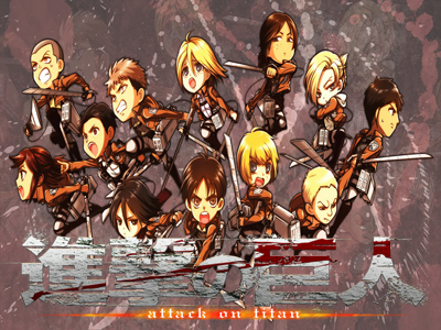 Descargar Attack on titan tribute game