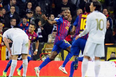 Real Madrid Barcelona maçı geniş özeti ve golleri