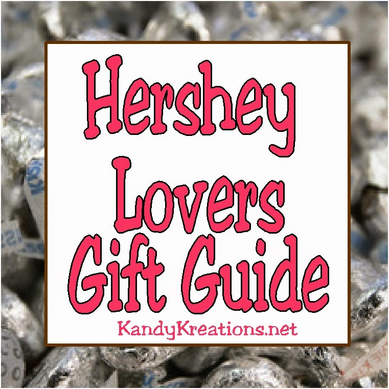 Do you know a Hershey candy lover? Give them a unique and fun gift with these great ideas we've dug up just for you.  I think the mouse just might be my favorite!
