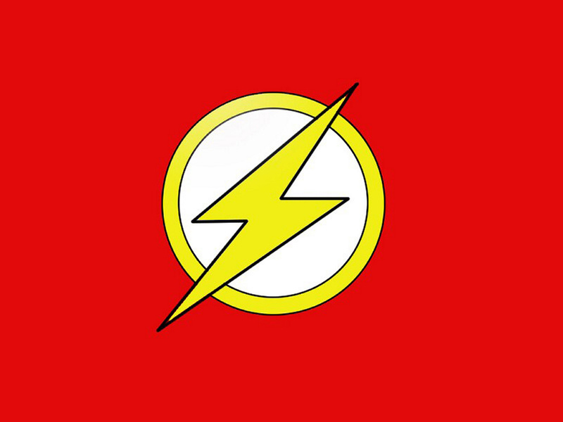 Gallery For gt Superheroes Symbols Flash