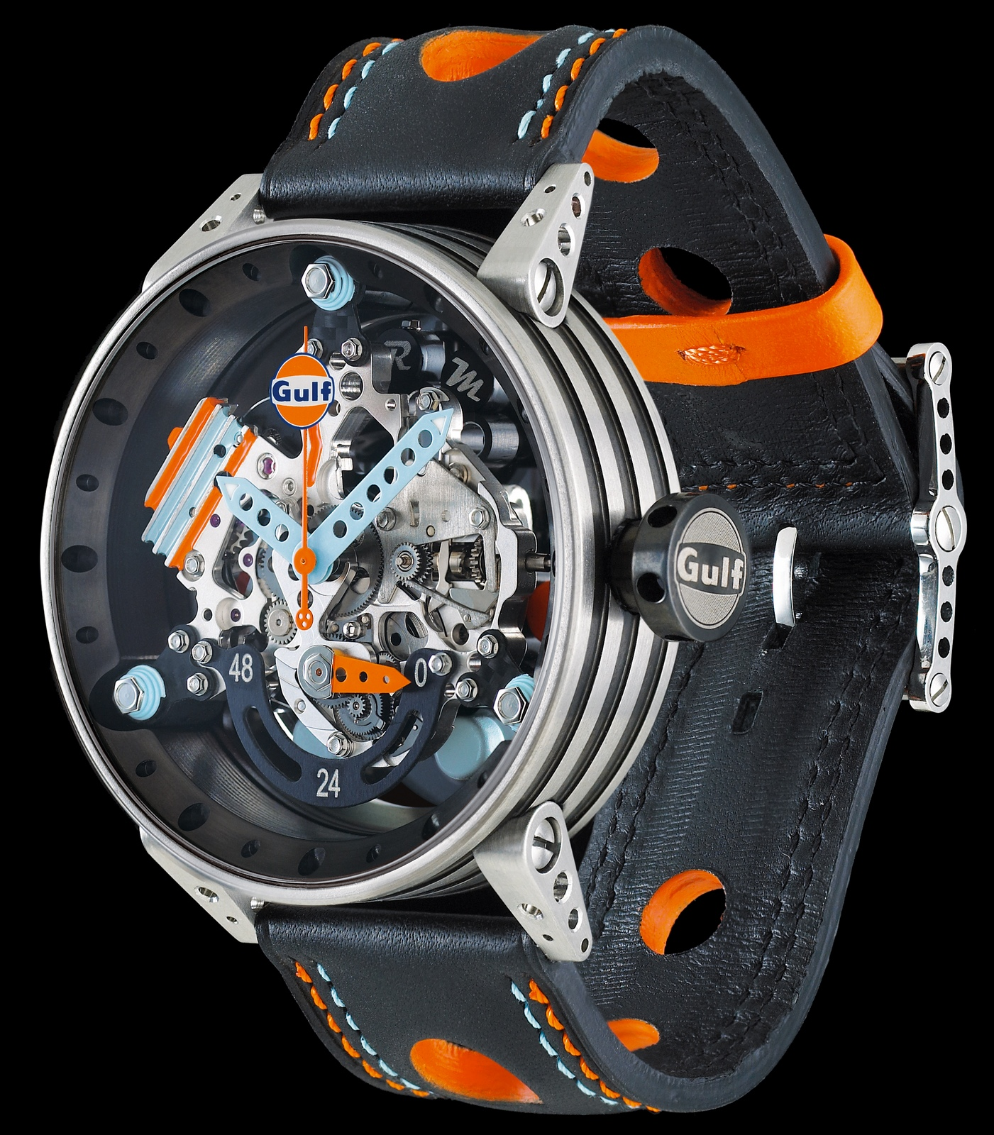 j 39 aime les montres la montre du jour brm r 50 gulf. Black Bedroom Furniture Sets. Home Design Ideas
