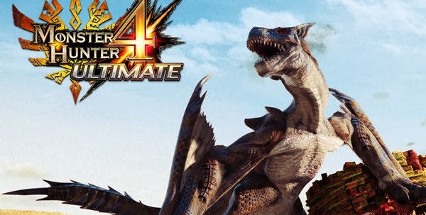 Monster Hunter 4 Ultimate Details - weknowgamers