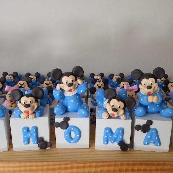 Cubos do Mickey