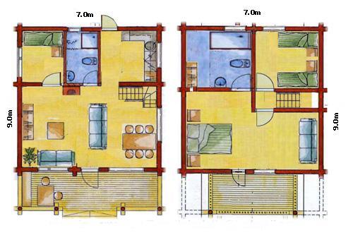 Planos de casas modelos y dise os de casas programa para for Programas de diseno de planos