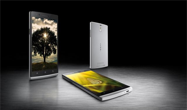 oppo Find 5 android smartphone