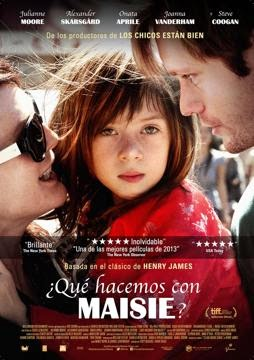 descargar Lo Que Maisie Sabia en Español Latino