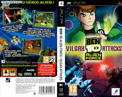 LINK DOWNLOAD GAMES ben 10 alien force vilgax attacks PSP ISO FOR PC CLUBBIT