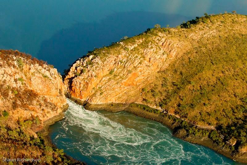 Horizontal Waterfalls, Talbot Bay, Western Australia