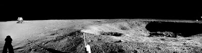 Apollo 11 Moon Landing Site - Now Seen in Unprecedented Detail