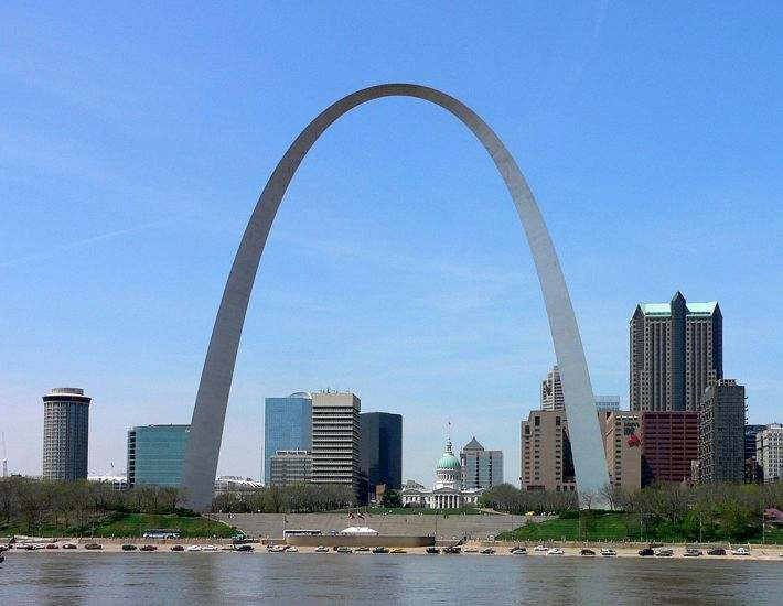Gateway Arch Lift, USA