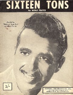 tennessee ernie ford sixteen tons 1956 3ma28942456. Cars Review. Best American Auto & Cars Review
