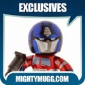 Transformers Mighty Muggs Exclusives