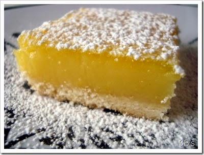 The Best Ever Lemon Bars Recipe