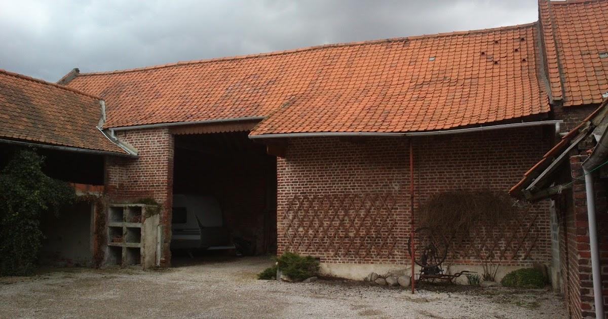 Transformation d un corps de ferme moncheaux 59 for Delannoy architecte