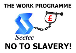 Seetec Work Programme ball and chain protes