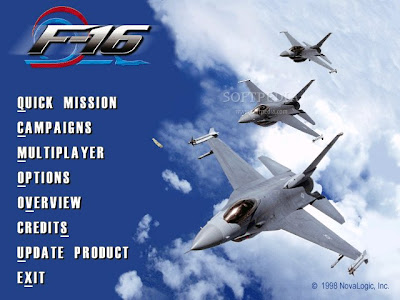 F-16 Multirole Fighter game