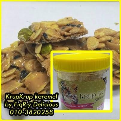Krupkrupkaremel by Fiqriy Delicious