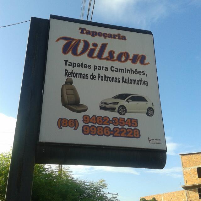 TAPEÇARIA WILSON