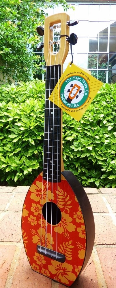 Long Neck Soprano Ukulele - Uke Republic