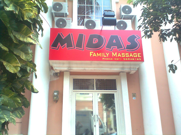 Midas Family Massage