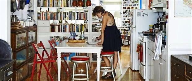7 modi per fare sembrare una cucina piccola piu' grande ~ home ...