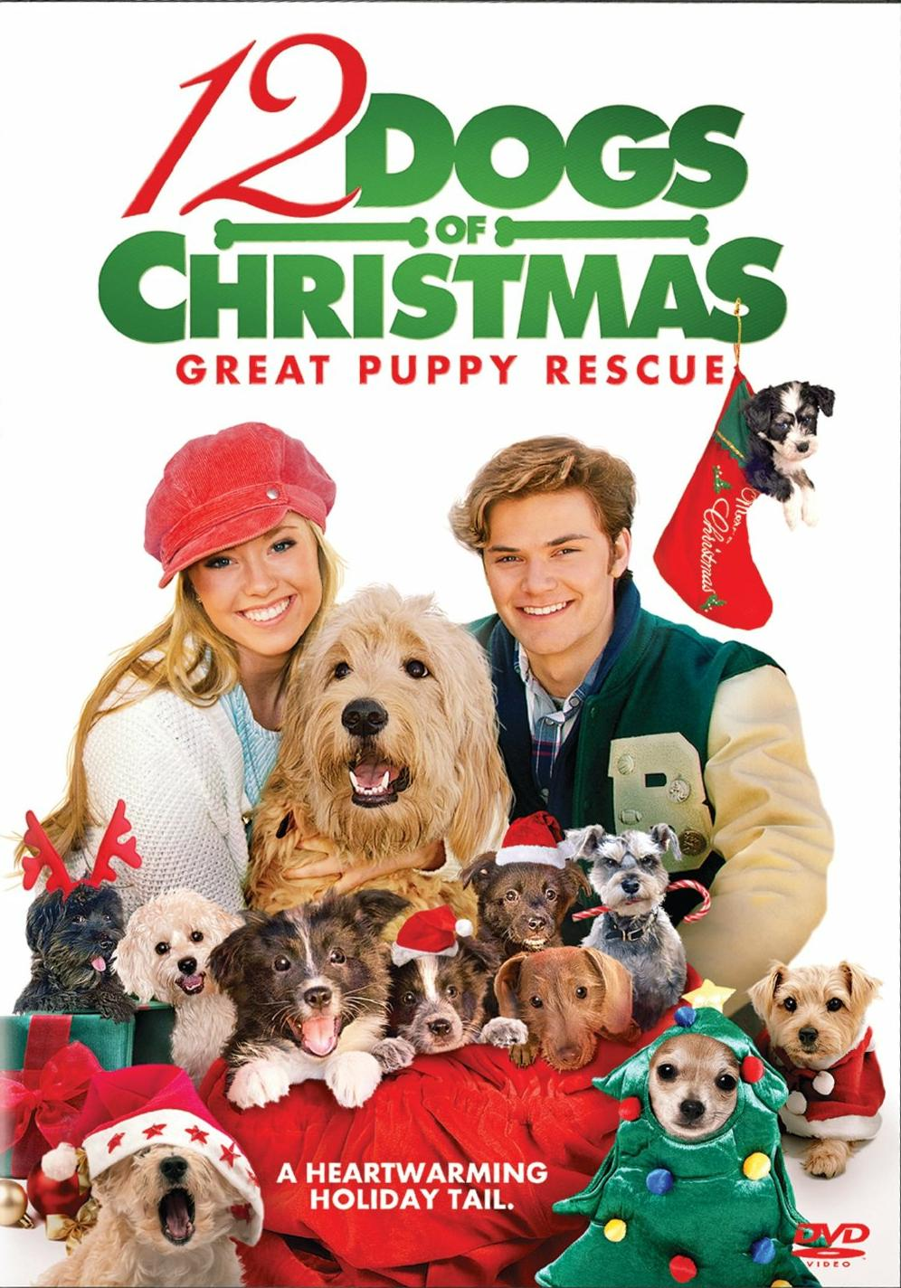 12 Dogs of Christmas: Great Puppy Rescue (2012) Online
