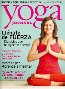 Entrevista en el Yoga Journal