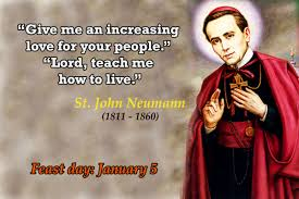 Feast of Saint John Neumann