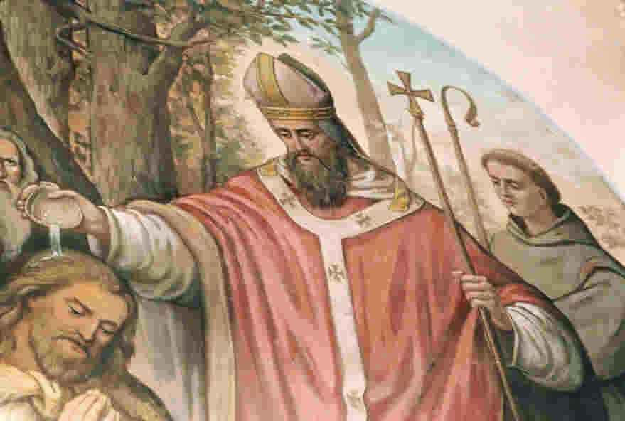 saint boniface June 5 saint boniface was an english benedictine monk who made it his life's mission to convert the germanic tribes to christianity he found it was no easy.