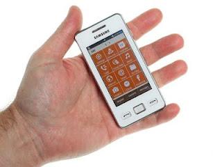Samsung S5260 Star II Terbaru
