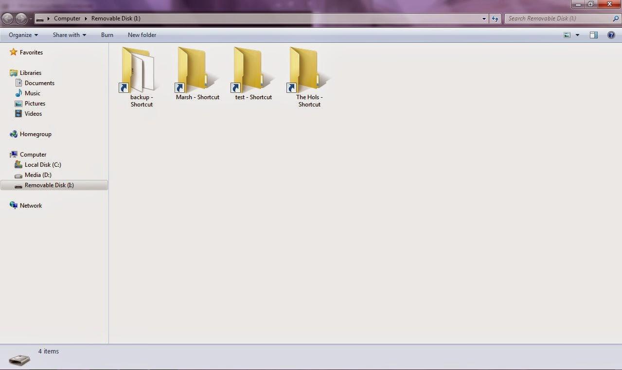 how to delete viruses on windows 7