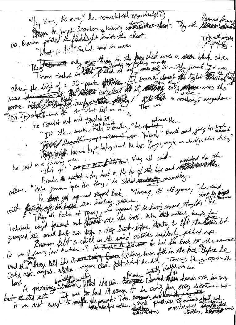 Legible Handwriting - Page 4