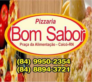 Pizzaria Bom Sabor Org: do Amigo Aires