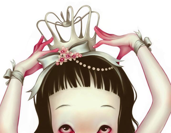 levanta tu corona Princesa