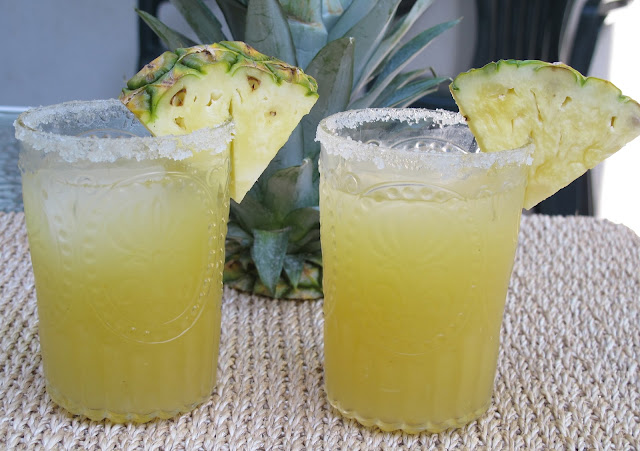 Pineapple Margaritas