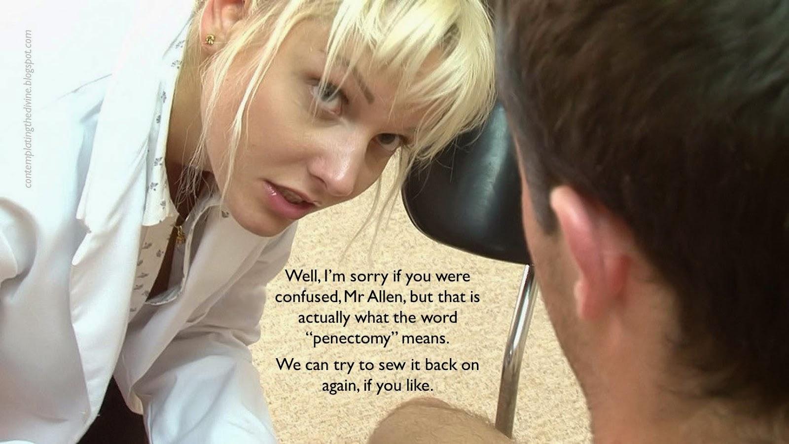Penectomy trouble