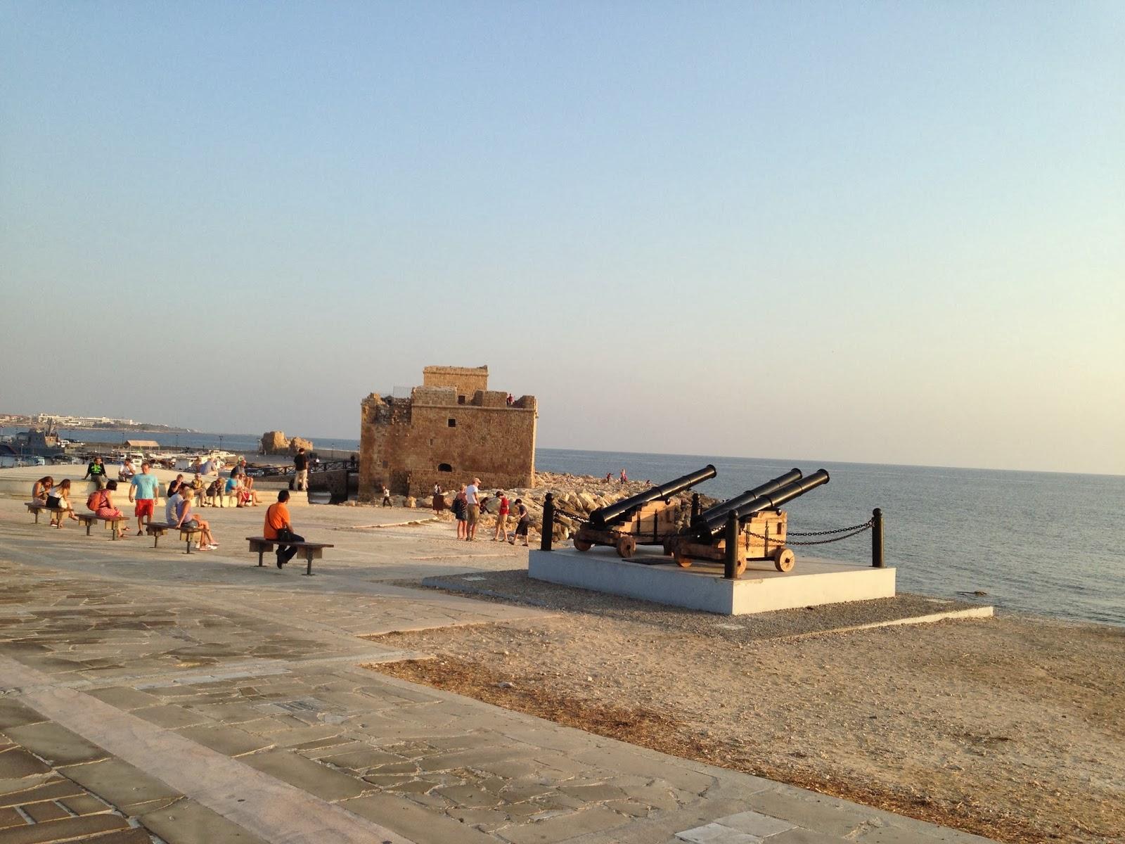 Пляж кефалос пафос фото