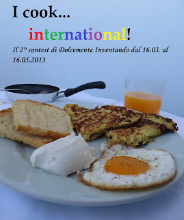 Contest I cook... international