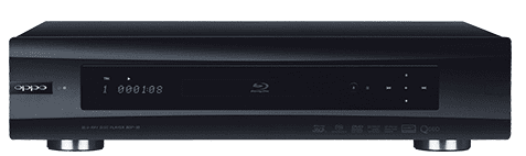 BDP-95 Oppo Blu-Ray DVD Player