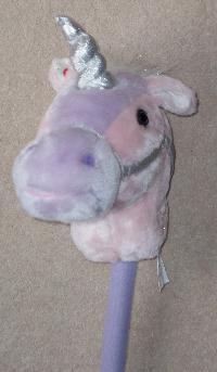 A hobby unicorn.