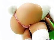 Coelhas lésbicas na pegação